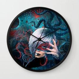 Darina Frein - Spiritual Practician Wall Clock