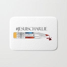 JeSuisCharlie Bath Mat
