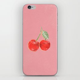Yummi Cherry iPhone Skin