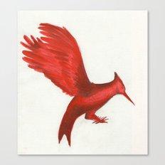 Mockingjay CatchingFire Canvas Print