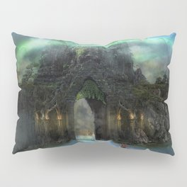 The Jade Gates Pillow Sham