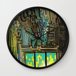 LEGACY CODE Wall Clock