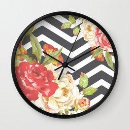 Heavy and light Wall Clock