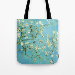 Vincent Van Gogh Almond Blossoms Tote Bag