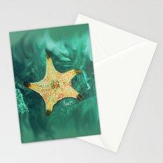 Starfish ~ 2 Stationery Cards