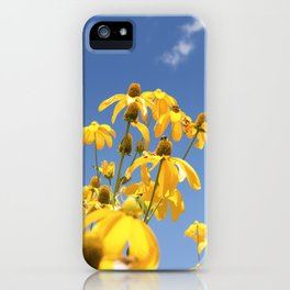 Epic Sunflowers iPhone Case