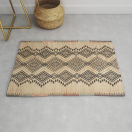 N105 - Traditional Bohemian Oriental African Moroccan Style Design. Rug