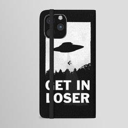 Get In Loser iPhone Wallet Case