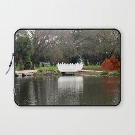 Swan Bridge Laptop Sleeve