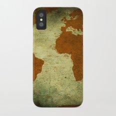 MAP  iPhone X Slim Case
