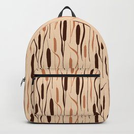 Cattails (Sand) Backpack