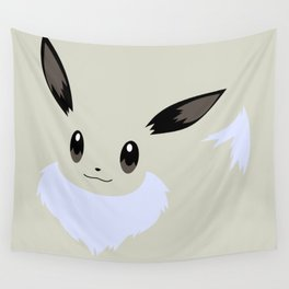 Shiny Eevee Wall Tapestry