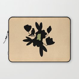 Mississippi - State Papercut Print Laptop Sleeve