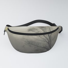 Quiet River and Tree Fanny Pack