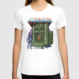 Inflatable Bouncy Castle Grayskull T-shirt