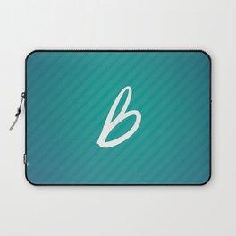 Les Recettes du bonheur texture Laptop Sleeve
