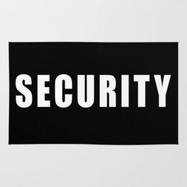 SECURITY TEE SHIRT Rug