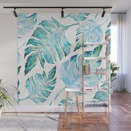 love tropical Wall Mural