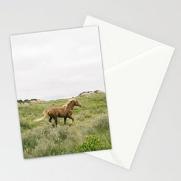 Wild Horses Couldn't Keep Me Away Stationery Cards
