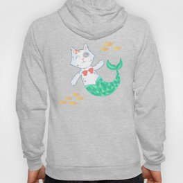 Mermaid Cat Hoody