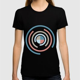 Colorful Circles V T-shirt