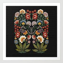 Plant a garden Art Print