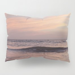 The pinkest sky in paradise Pillow Sham