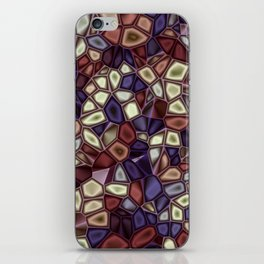 Fractal Gems 01 - Fall Vibrant iPhone Skin