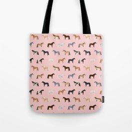 horses farm animal pet gifts Tote Bag