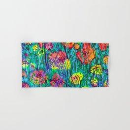 Hidden Flowers Hand & Bath Towel