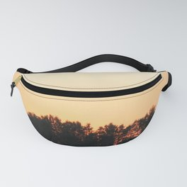 Summer sunset over the lake | Landscape photography Fanny Pack