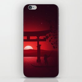 Itsukushima Shrine iPhone Skin
