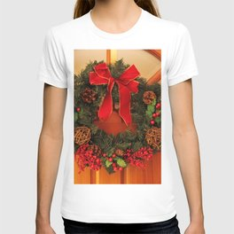 Christmas Wreaths T-shirt