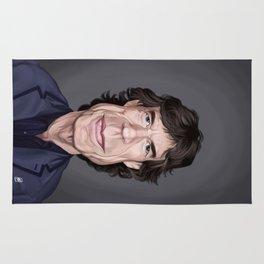 Celebrity Sunday ~ M ick Jagger Rug