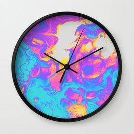 BREAK MY NOSE Wall Clock