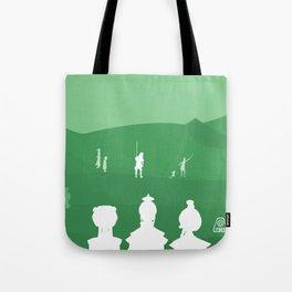 Avatar - Earth Book Tote Bag