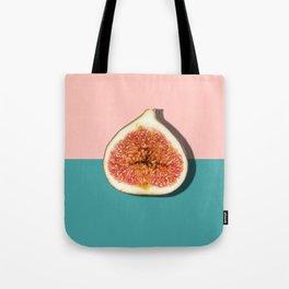 Half Slice Fruit Tote Bag