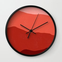 700 nm Wall Clock