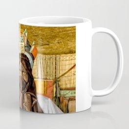 Tuareg elder, Timbuktu, Mali Coffee Mug