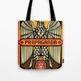 Rubino Red Propaganda Tote Bag