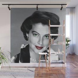 Ava Gardner Portrait #1 Wall Mural
