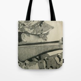 Armor of God Tote Bag