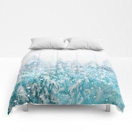 Snowy Pines Comforters