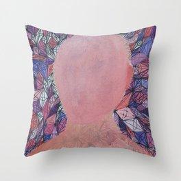 Murmurations Throw Pillow