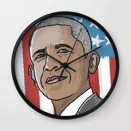 Barry O Wall Clock