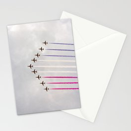 Olympic Flypast Stationery Cards