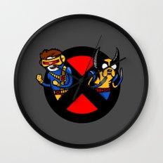 Mutant Time Wall Clock