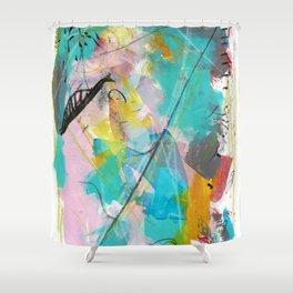 Sea Earth Sky 1 Shower Curtain
