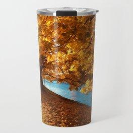 Perfect Autumn (Color) Travel Mug