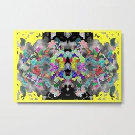 neon totem  Metal Print